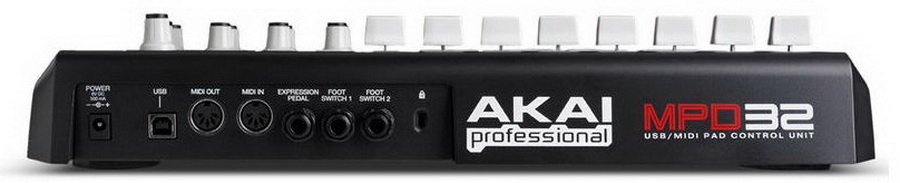 Best Software For Akai Mpd 32 Controller
