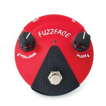 Гитарная педаль Dunlop FFM2 Fuzz Face Mini Germanium