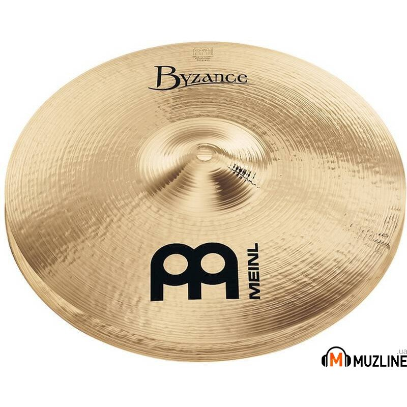 Meinl B14МН-B Byzance Brilliant Medium Hihat
