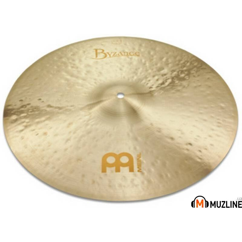 Crash Meinl B16JETC Byzance Jazz Extra Thin Crash