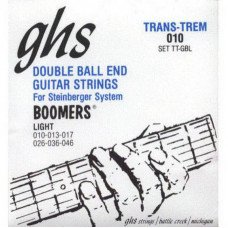 Струны для электрогитары GHS Strings DB-GBL Double Ball End