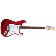 Электрогитара Fender Squier Bullet Stratocaster Rosewood Fingerboard Fiesta Red