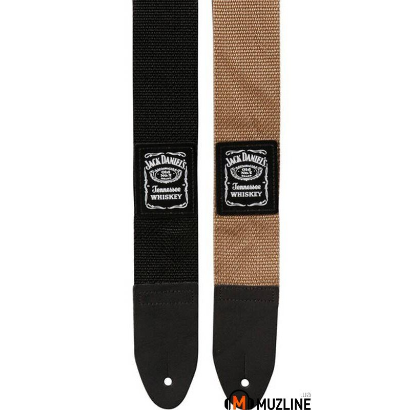 Peavey Jack Daniel's Tennessee Guitar Strap