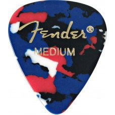 Fender 351 Classic Celluloid Confetty Medium