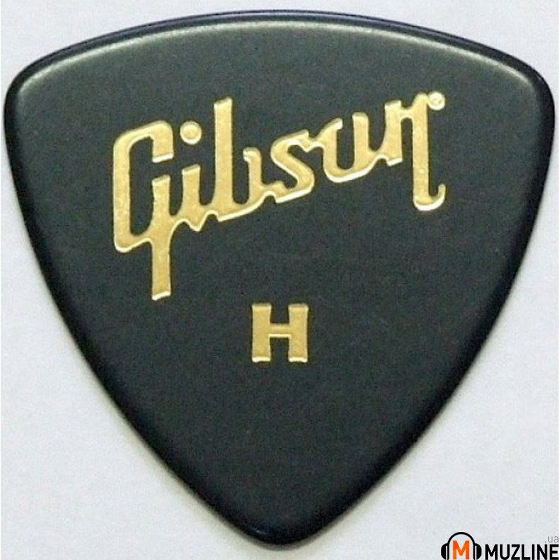 Gibson APRGG-73H 1 2 Gross Black Wedge Style Heavy
