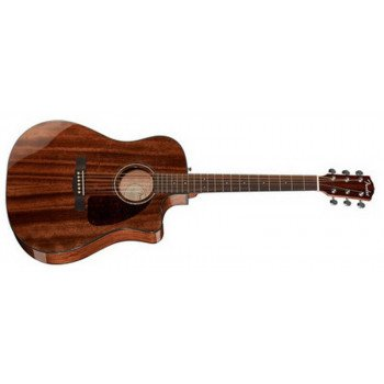 Электроакустическая гитара Fender CD-140SCE All Mahogany
