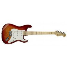 Электрогитара Fender Standard Stratocaster Plus Top MN ACB