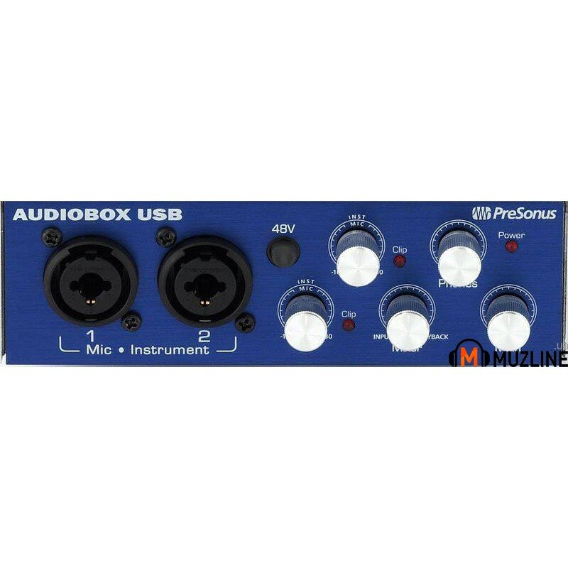 Presonus AudioBox Music Creation Suite