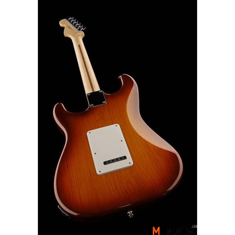 Электрогитара Fender DLX Strat Plus Top HSS IOS RW TSB