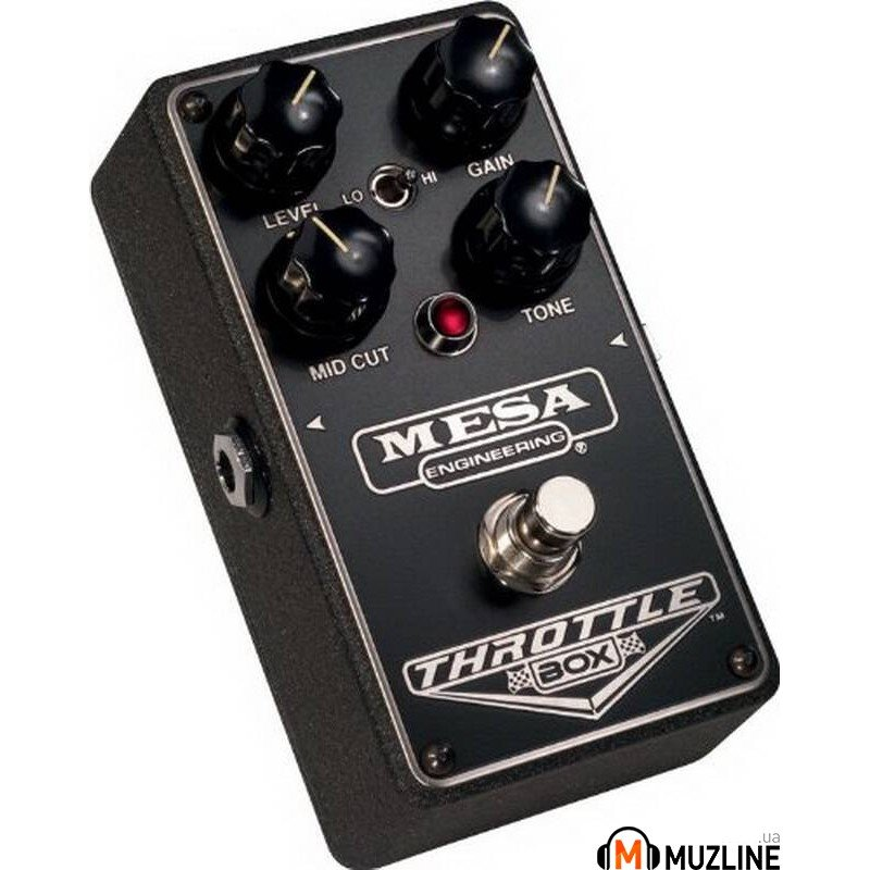 Гитарная педаль Mesa Boogie Throttle Box Pedal