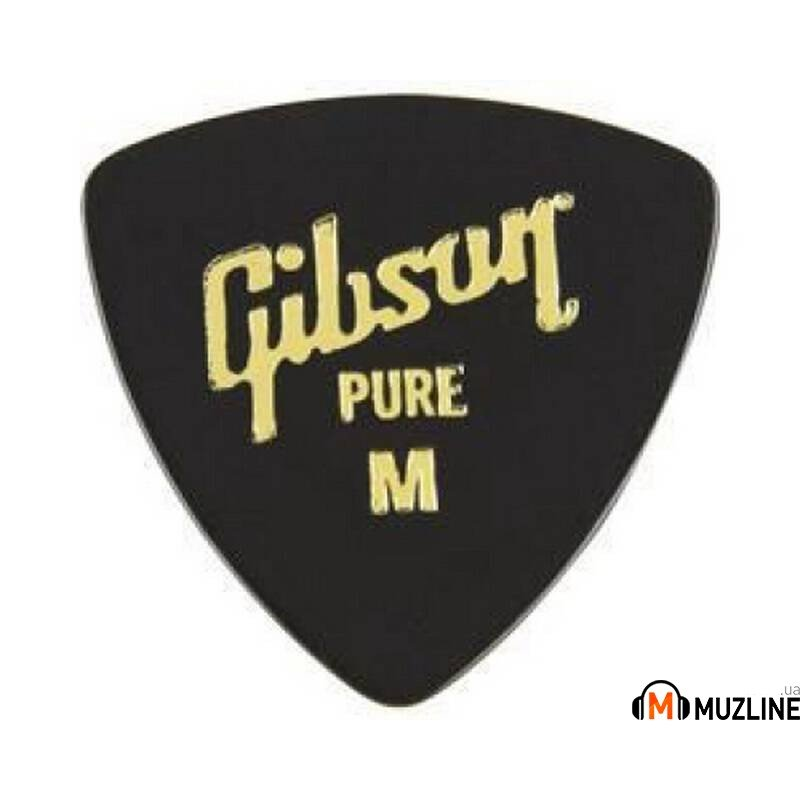 Gibson APRGG-73M 01 1/2 Gross Black Wedge Style/Medium