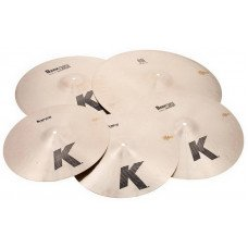 Zildjian K Series 5 Pack (+18 Crash)