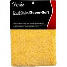 Fender Dual Sided Super Soft Mocrofiber Cloth