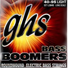 Струны для бас-гитары GHS Strings ML3045X Bass Boomers