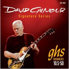 Струны для электрогитары GHS Strings David Gilmour Red Signature