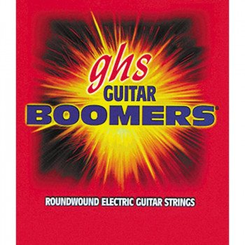 Струны для электрогитары GHS Strings GB-LOW Guitar Boomers