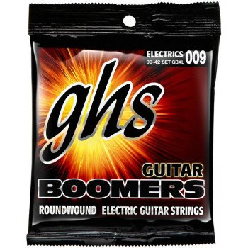 Струны для электрогитары GHS Strings GBXL Boomers