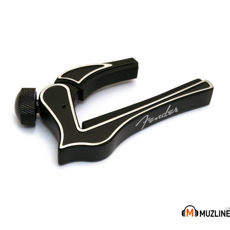 Каподастр Fender Dragon Capo BK