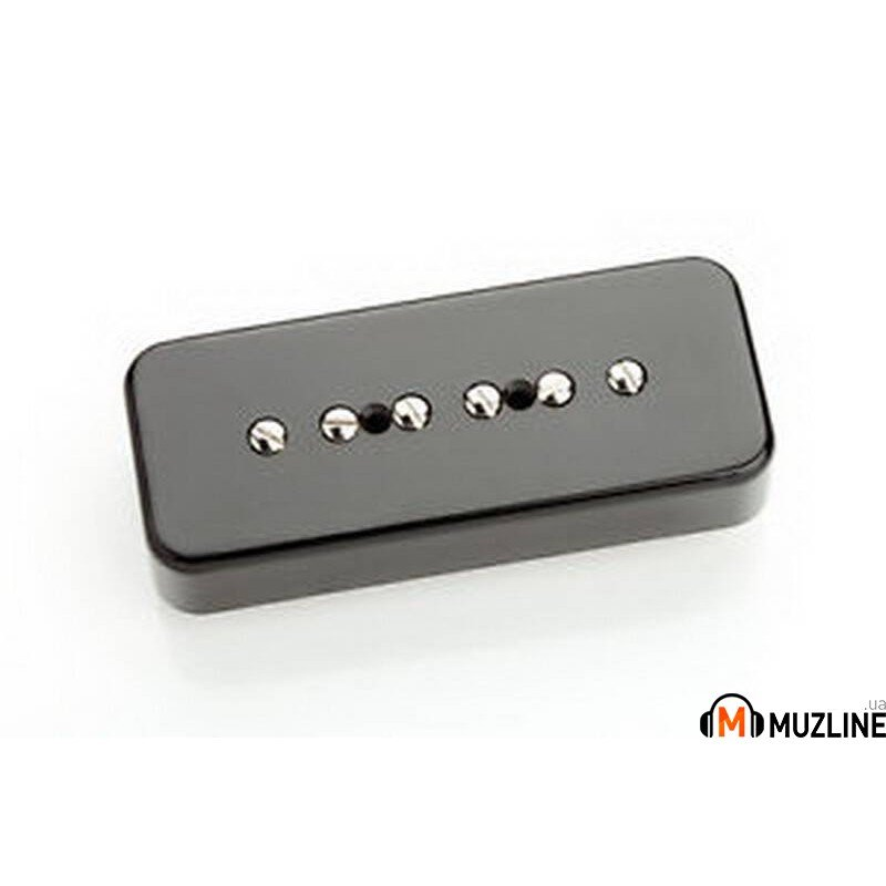 Звукосниматель Seymour Duncan SP90-1B Vintage P90 Soapbar Bridge Black