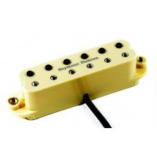 Звукосниматель Seymour Duncan SLSD-1B LI'L Screamin' Demon Cream Bridge For Strat