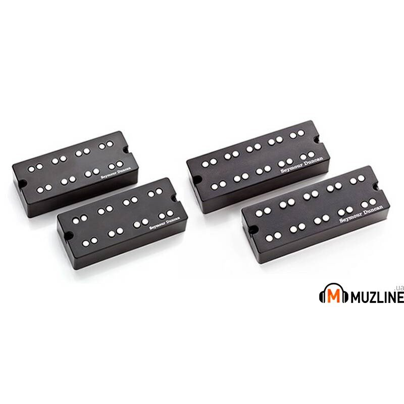 Звукосниматель Seymour Duncan NYC Bass-Set 4 String