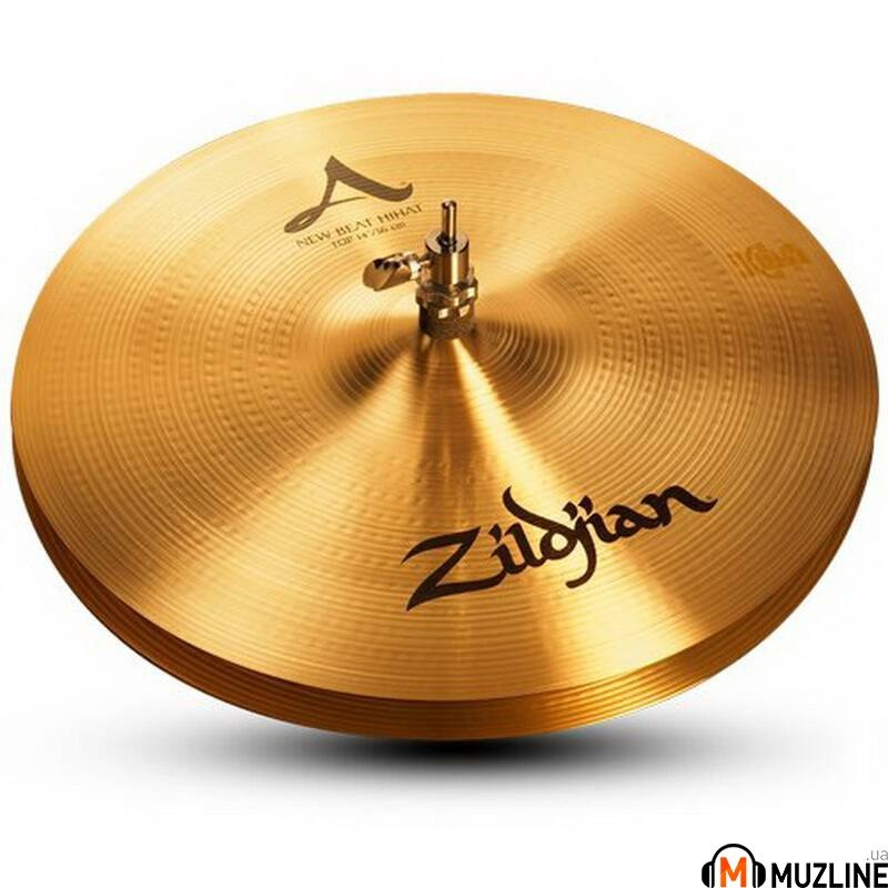 "Zildjian 14"" A' New Beat Hi-Hat"