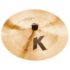 "Zildjian 17"" K' Custom Dark China"