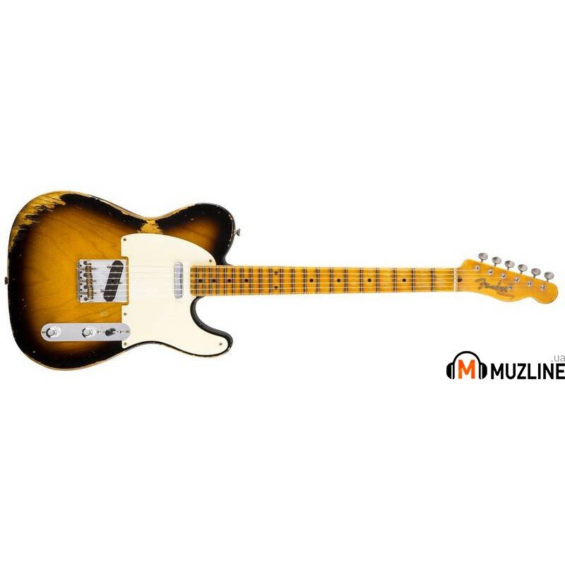 Электрогитара Fender Custom Shop Heavy Relic 1952 Telecaster 2TSB