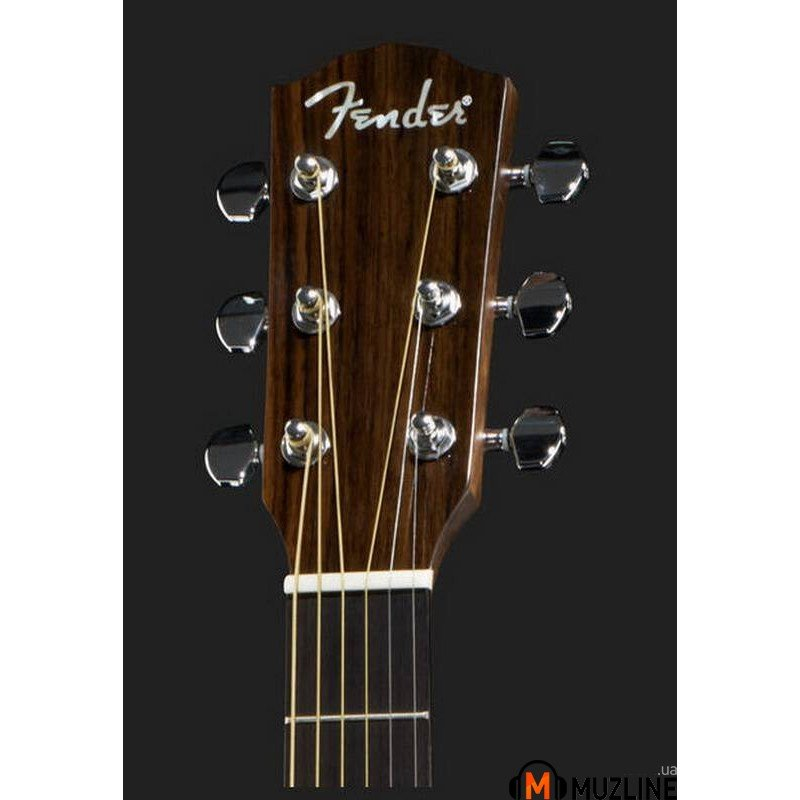Электроакустическая гитара Fender CD-280SCE NAT