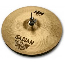 "Sabian 14"" HH Medium Hats Brilliant"