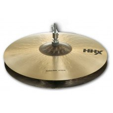 "Sabian 14"" HHX Fusion Hats Brilliant"