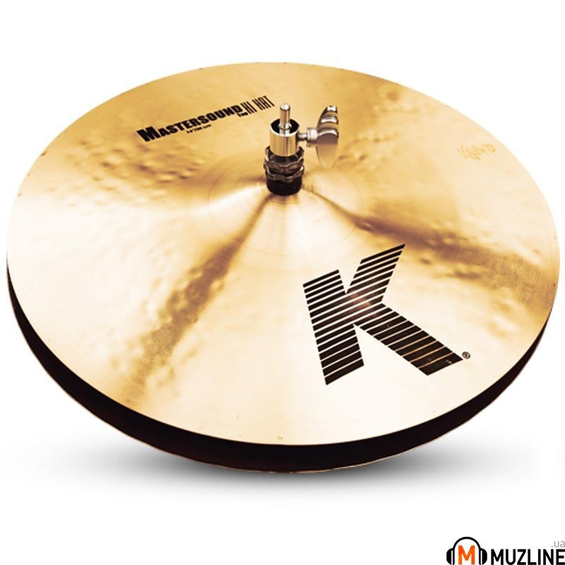 Zildjian 14 K Mastersound Hi-Hat