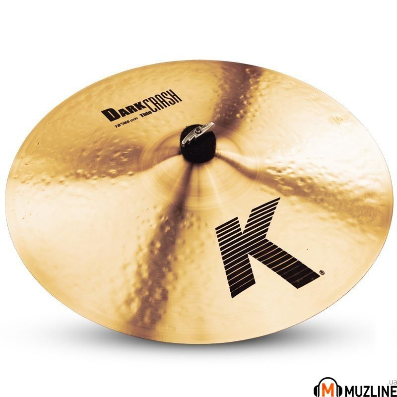 Crash Zildjian 18 K Dark Thin Crash
