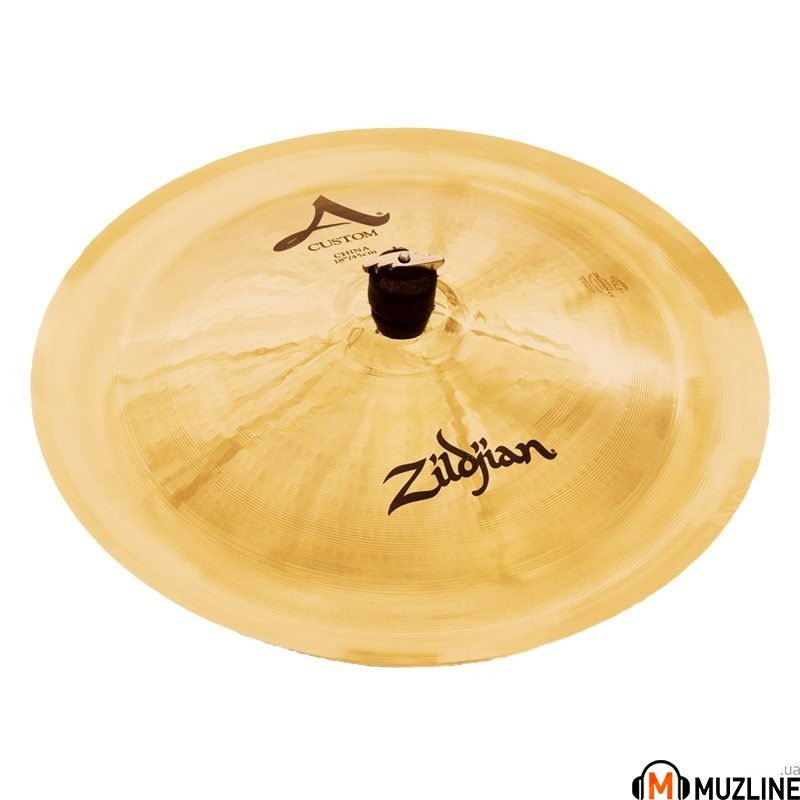 Zildjian 18 A Custom China