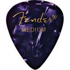 Fender 351 Premium Celluloid Purple Moto Medium