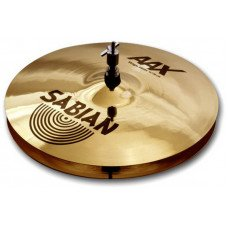"Sabian 14"" AAX Stage Hats Brilliant"