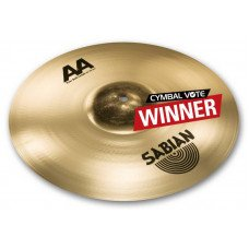 "Crash Sabian 16"" AA Raw Bell Crash"