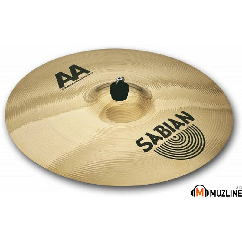 "Crash Sabian 16"" AA Medium Crash"