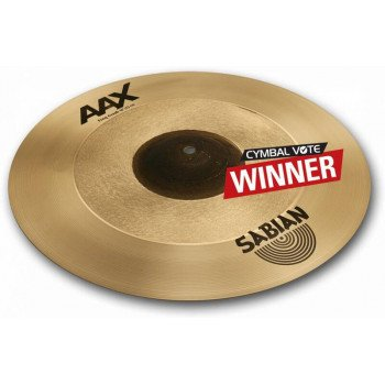 "Crash Sabian 18"" AAX Freq Crash"