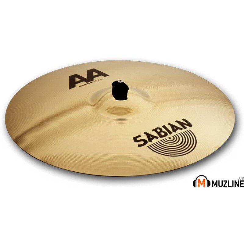 "Sabian 21"" AA Rock Ride Brilliant"