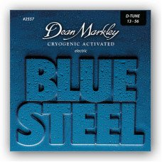 Струны для электрогитары Dean Markley 2557 Bluesteel Electric Dt 13-56