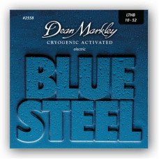Струны для электрогитары Dean Markley 2558 Bluesteel Electric Lthb 10-52