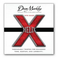 Струны для бас-гитары Dean Markley 2611B Helix HD Bass NPS ML 45-125