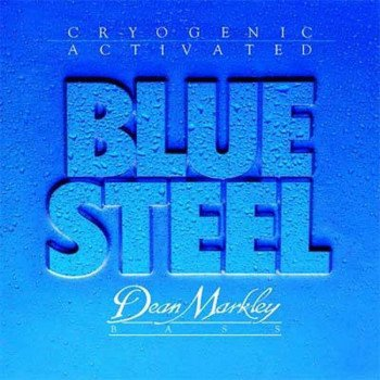 Струны для бас-гитары Dean Markley 2678 Bluesteel Bass Lt5 45-125