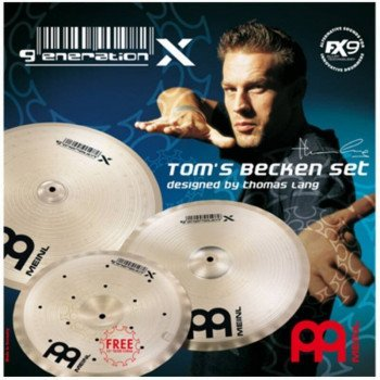 Meinl GX-ТВ14/16/18 Generation X Tom's Becken Set