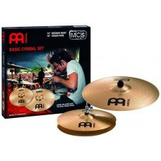 "Meinl MCS1418 14"" Medium Hihat 18""Crash-Ride"