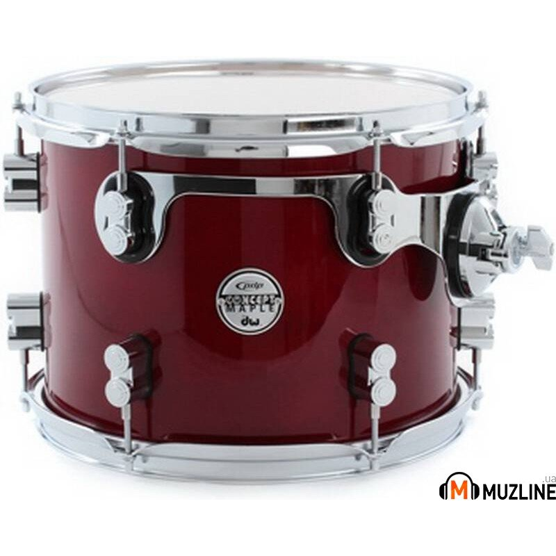Ударная установка PDP PDCM2215TC Concept Series Maple (Tranparent Cherry)