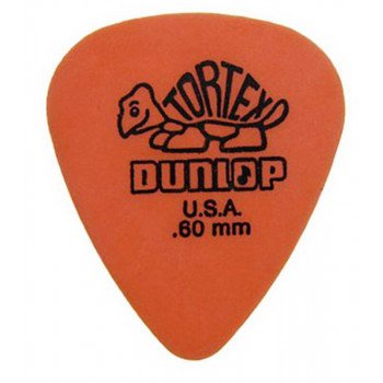 Dunlop 418P.60 Tortex Standard Player's Pack 0.60