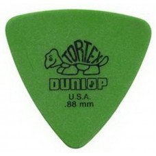 Dunlop 431P.88 Tortex Triangle Player's Pack