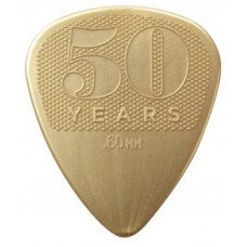 Dunlop 442P.60 50th Anniversary Gold Nylon Player's Pack 0.60